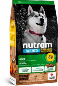 طعام نيوترام S9 المتوازن للكلاب 2 كغ