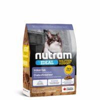 طعام نيوترام I17 الجاف للقطط المنزلية