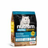 طعام نيوترام T24 الجاف للقطط بمختلف الأعمار 1.13 كغ