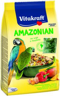 فايتاكرافت الغذاء اليومي لببغاء الأمازون 750 غرام