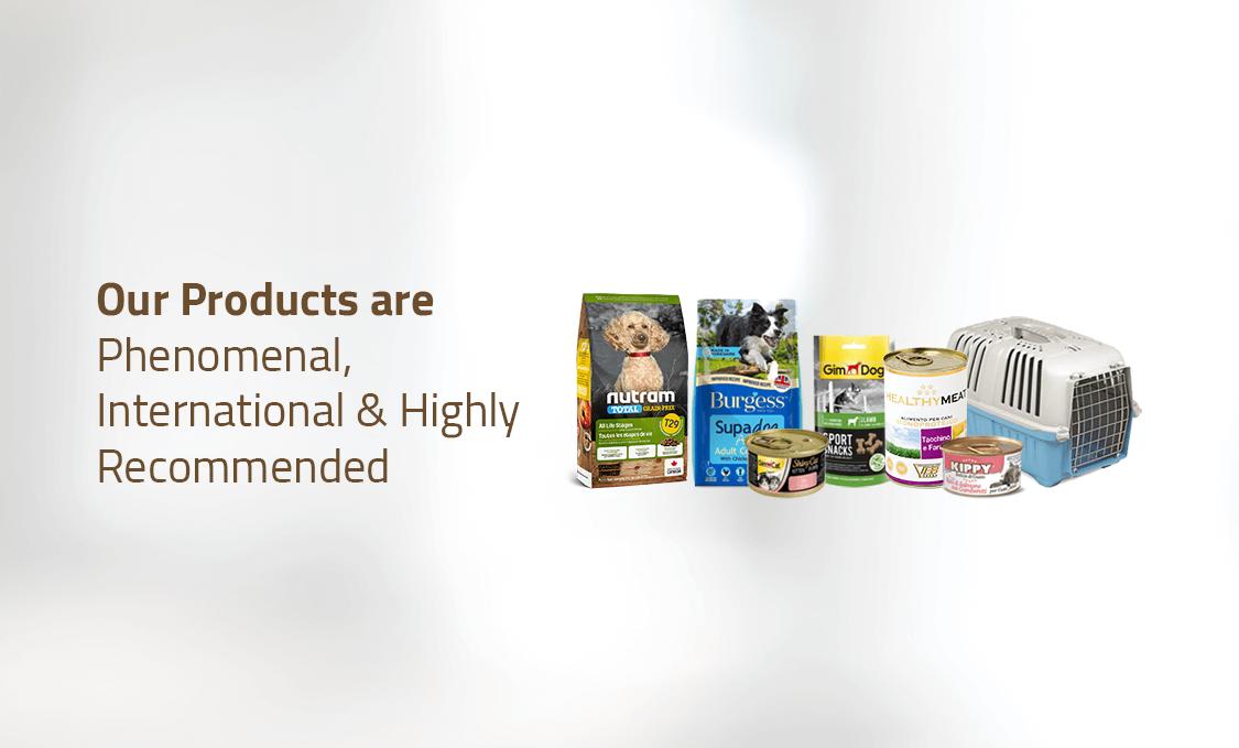 Phenomenal products