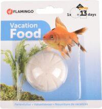 فلامنجو غذاء للسمكك المدلل
