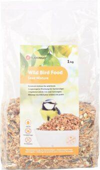 فلامنجو طعام بذور الطيور البرية 1 كغم