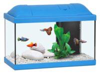 أكوا أتلانتس حوض الأسماك للاطفال لون ازرق