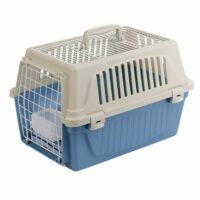 فيربلاست قفص متنقل لحمل القطط والكلاب 32.5 * 48 * 29 سم
