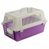 فيربلاست قفص متنقل لحمل القطط والكلاب 37 * 58 * 32 سم