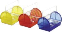 فلامنجو قفص لحمل الطيور 29.5 × 20 × 18 سم.