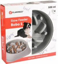 فلامنجو وعاء متطور لطعام الكلاب