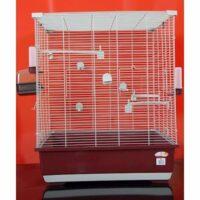 مارشيورو قفص لطيور الباركت 62×62 ×78 سم