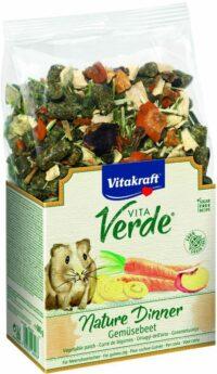 فيتاكرافت طعام طبيعي للقوارض مع الفيتامينات والخضار والفواكه 600 غ